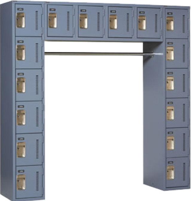 Archette de 16 casiers