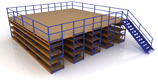 Planchers pour mezzanine multi industriel for Plancher mezzanine