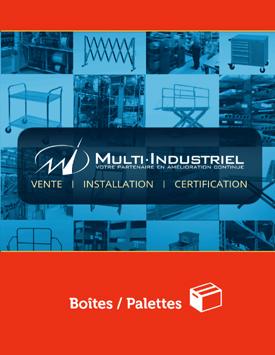 Catalogue Boîtes et Palettes