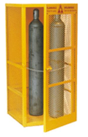 Armoire pour bonbonne propane et cylindre de gaz
