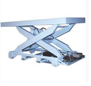 Table ciseau de haute capacité