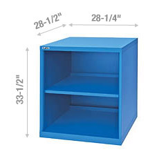 Cabinets tablette de rangement 56″