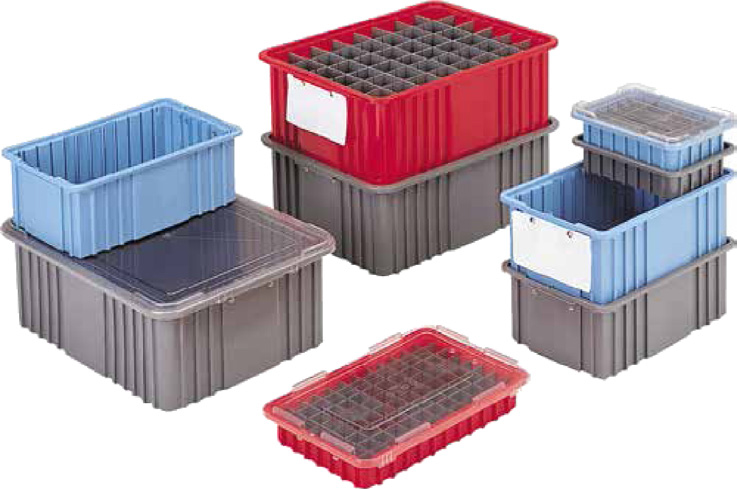 Divider Box Containers