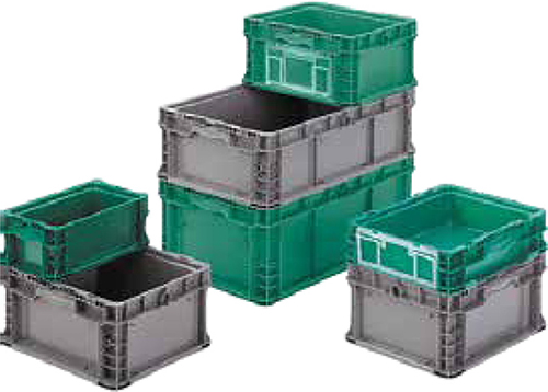 4845 Bulk Shipping Container System