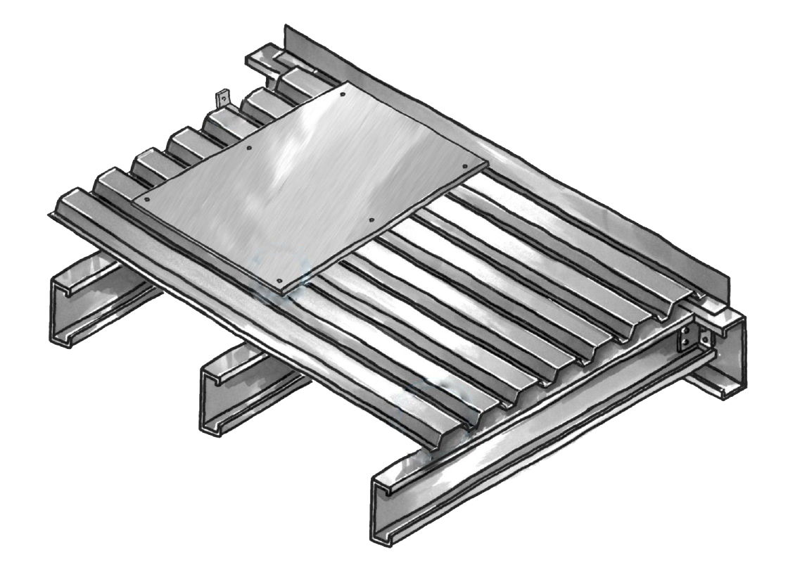 Planchers Pour Mezzanine Multi Industriel